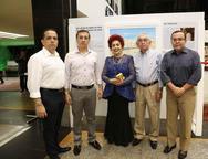Delano Belchior, Walter Belchior, Josilda Belchior, Alessandro Belchior e Germano Belchior