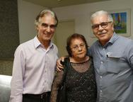 Antônio Carlos, Francirene e Pio Rolim