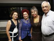 Ana Maria, Josilda Belchior Selma Cabral e Leorne Belém