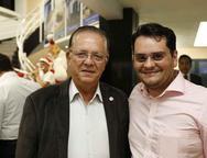 José Valdo e Ricardo Alencar