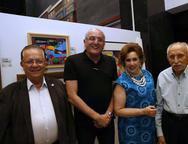 José Valdo, Rodrigues Junior, Leda Maria e Souto Paulino