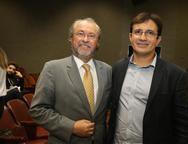 Cândido Albuquerque  e Custodio Almeida