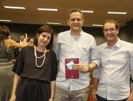 Marieta Barreira, Matias Coelho e Sidney Guerra