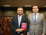 Luiz Nogueira e Gabriel Brandão