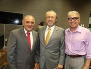 Marcos Renan Palacio, Candido Albuquerque e Arnaldo Sandos