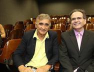 Oscar Costa Filho e Emanuel Furtado