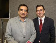 Jardson Cruz e Roberto Ribeiro