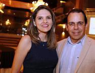 Clarissa e Alexandre Guilhon