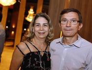 Marilza Arbex e Romulo Mota