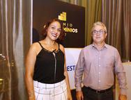 Marcia Gomes e Carlos  Ericeras