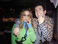 Rita Ora e Nick Grimshaw