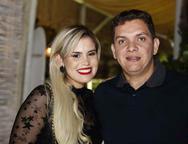 Joana Sales e Athila Silva