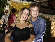 Shirley Caminha e Edson Aragão