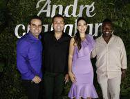 Andr' Guanabara, Hermano Bezerra, Catharine  e  Anderson