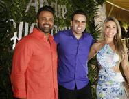 Dalmo Costa, André, Guanabara e Ticiana Moreira