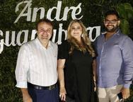 Daniel Gurgel, Dinalva Queiroz e  Taywan  Ramires