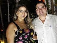 Gabriella Santos e Thiago Ramalho