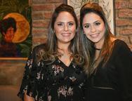 Anna Gladys Accioly e  Ana Flavia Accioly