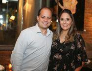 Felipe Oquendo e Anna Gladys Accioly