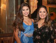 Mariana Guerra e Anna Gladys Accioly