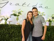 Vanessa Queiros e Felipe Araujo