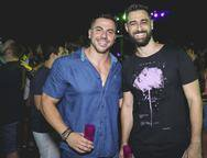 Rogerio Gimenez e Ziad Majzoub