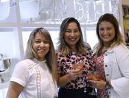 Vivian Rosa, Suzana e Carla Rodrigues
