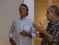 Erivaldo Arrais e Max Perlingeiro