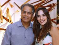 Jaildo Marinho e Lara Romcy