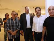 Max Perlingeiro, Marcio Silva, Edson Neto e Silvio Frota