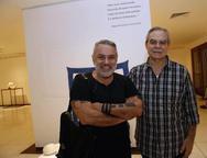 Lino Villaventura  e  Max Perlingeiro