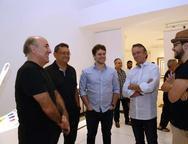 Silvio Frota, José Guedes, Victor Perlingeiro, Erivaldo Arrais e Cadeh Juaçaba