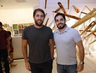 Rodrigo Frota e Fernando Laprovitera