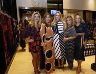 Germana Cavalcante, Denise Sahd, Talynie e Lilian Porto