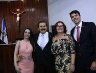 Camille Sena, Eduardo, Ann Celly Sampaio e Paulo Martins