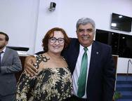 Entrega do Título de Cidadã a Ann Celly Sampaio