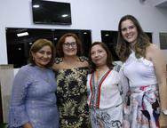 Heloisa Martins, Ann Celly Sampaio, Maria Luiza, e Karol Martins
