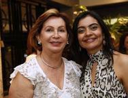 Fátima Veras e Catheryne Mihailyuk