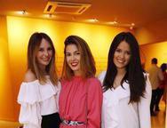 Irady Linhares, Carine Figueredo e Juliane Ribeiro