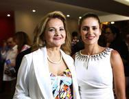 Lenise Queiroz e Manoela Bacelar