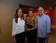 Kar¡sia, Ana Virgínia Juaçaba e Luis Pontes