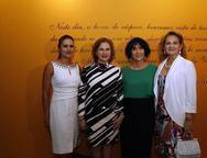 Manoela Bacelar, Renata Jereissati Denise Mattar e Lenise Rocha