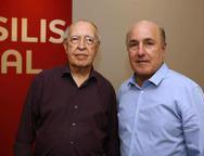 José Guedes e Silvio Frota
