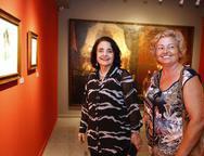 Neide Silveira e Maria Paiva