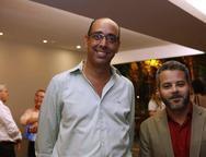 Marcos Queiroz  e Marcelo Ponte