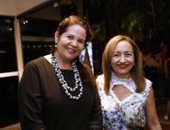 Marlene Lina Sena  e Ruth Duarte