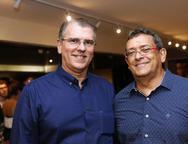 Randal Pompeu e José Guedes