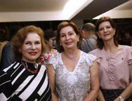 Renata Jereissati, Fátima Veras e Cristiana Brasil