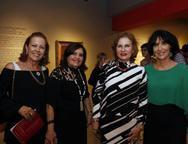Rosinha Gomes, Rita Flávia, Renata Jereissati e Denise Mattar
