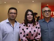 Wagner Rocha, Candinha Grazielle e Chico Alberto